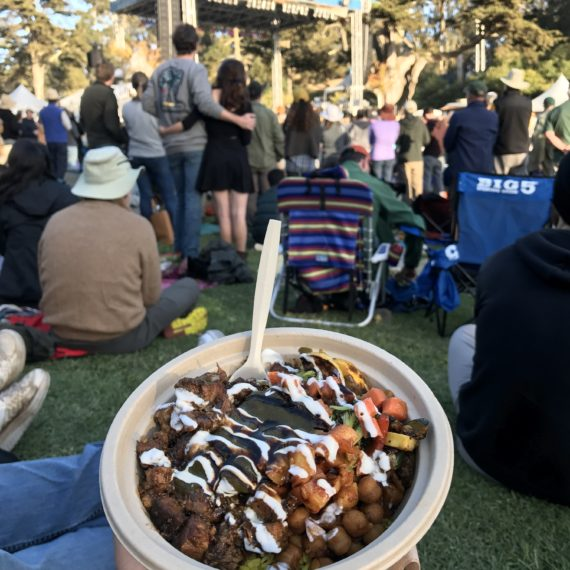 Hardly Strictly: Picnic & Food Truck